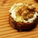 ZwamBoon geitenkaas walnoot honing