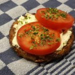ZwamBoon kruidenkaas tomaat basilicum